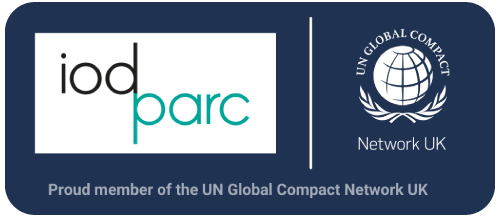 IOD Parc is a proud member of the UN Global Compact Network UK